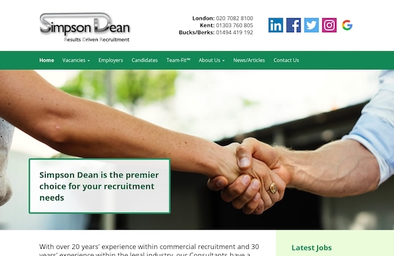 Simpson Dean Recruitment